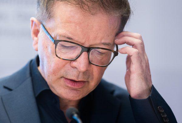 Gesundheitsminister Anschober. APA/GEORG HOCHMUTH