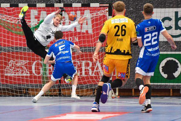 Im letzten Heimspiel setzte es eine Niederlage gegen Linz.gepa/lerch