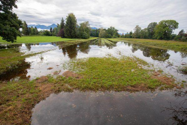 In den Hochwasserschutz fließen etwa 2,5 Millionen Euro an Förderungen.Hartinger