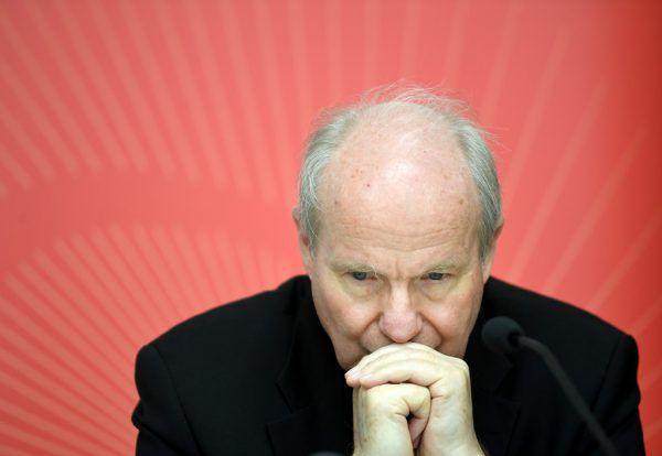 """Kardinal Schönborn: """"Ich bin bestürzt.""""APA"""