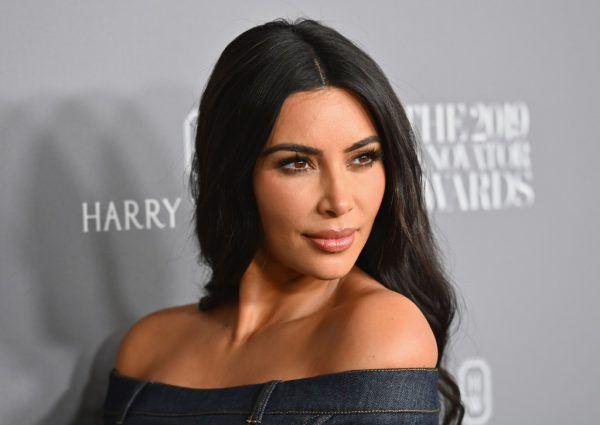 Kim Kardashian (40) war zu Gast im Gefängnis.AFP