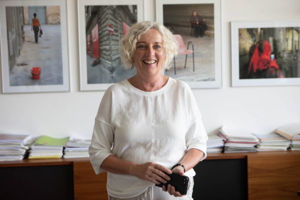 Landesrätin Katharina Wiesflecker. Hartinger