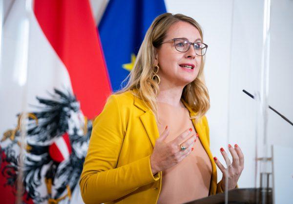 Margarethe Schramböck.APA
