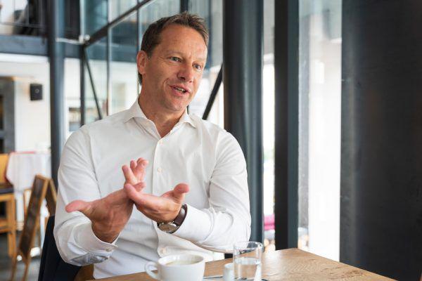 Neos-Verkehrssprecher Garry Thür hat noch Fragen zur Trassenwahl.