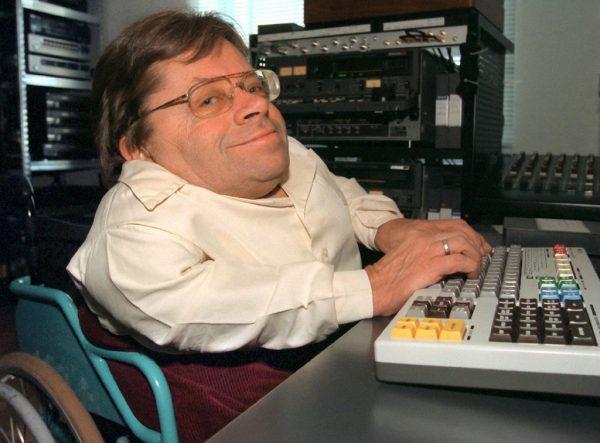 Peter Radtke (1997).Dpa