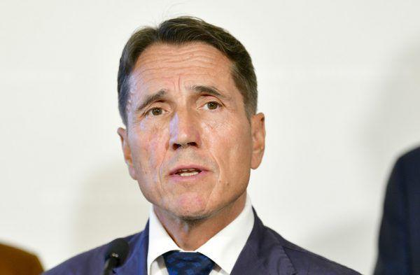 Reinhard Bösch initiierte den Antrag.apa