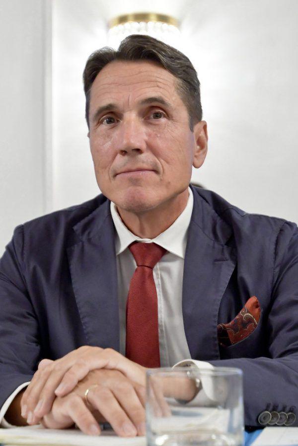 Reinhard Bösch ist FPÖ-Wehrsprecher im Nationalrat.APA