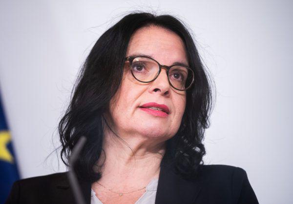 Kulturstaatssekretärin Andrea Mayer.apa/Hochmuth