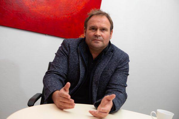 Wolfgang Posch ist seit 2006 Inhaber von Contacta.Shutterstock, Klaus Hartinger