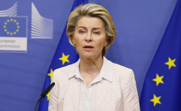 Brexit wird Chefsache: Ursula von der Leyen.Reuters