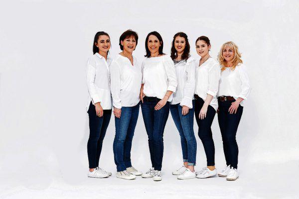 Das Team von Karlinger Cosmetics.NEUE