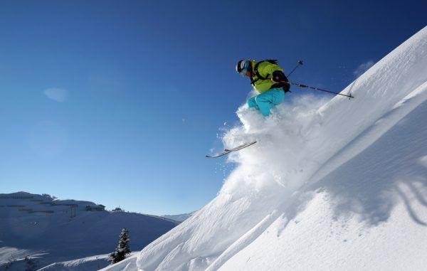 Der Wintersport boomt, auch in bzw. gerade wegen der Corona-Krise.NEUE ArchiV