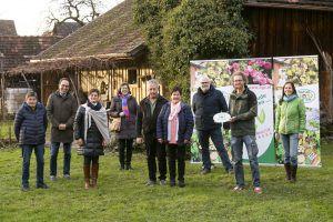 100 neue Naturgärtenin Vorarlberg