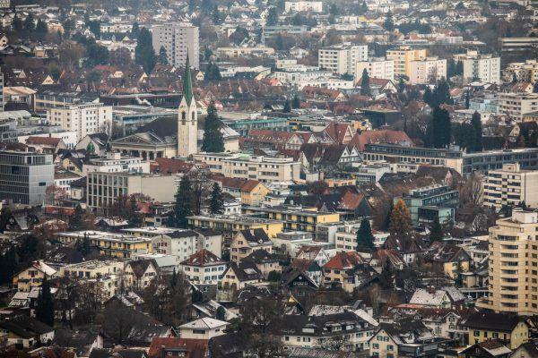 Dornbirn ist mit 50.000 Einwohnern die größte Stadt Vorarlbergs.Hartinger