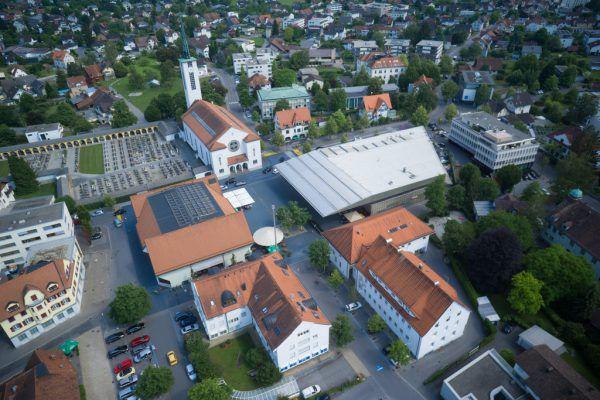 Ein Budget mit einem Volumen von 89,2 Millionen Euro wurde in Lustenau beschlossen.