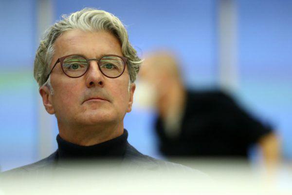 Ex-Audi-Chef Rupert Stadler steht in München vor Gericht.AP