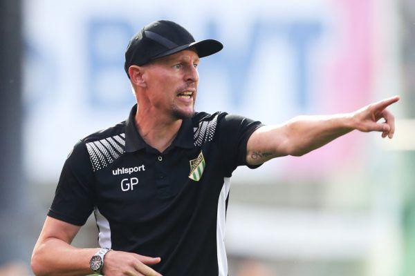 Ex-Austria-Trainer Gernot Plassnegger kommt heute mit dem GAK nach Vorarlberg zurück. gepa