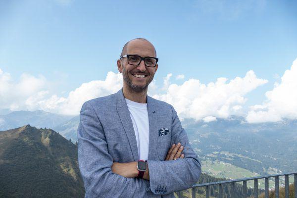 Fachgruppenobmann Andreas Gapp blickt mit einem positiven Gefühl in den Sommer.WKV, Dornbirner Seilbahn GbmH