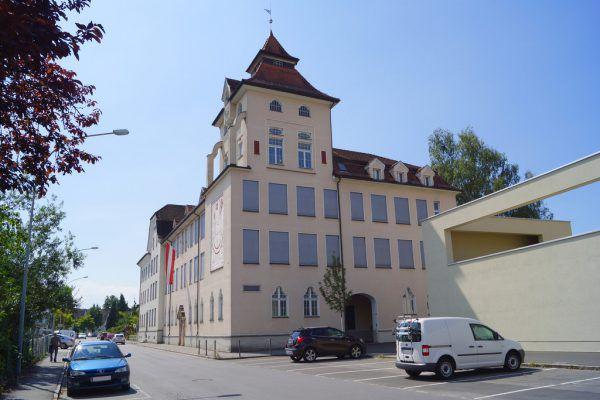 Hier gibt es nun auch Platz für die Musikschule. Stadt Bregenz