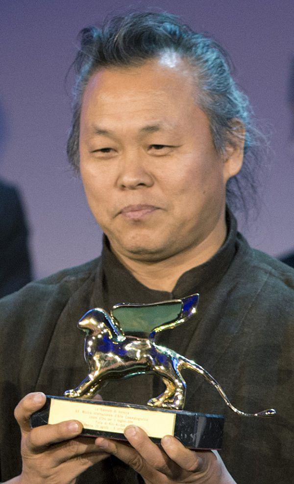 Filmemacher Kim Ki Duk. DAPD