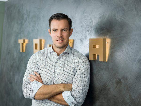Florian Wassel, CEO von Towa digital, ist einer der Initiatoren der Aktion. Fasching