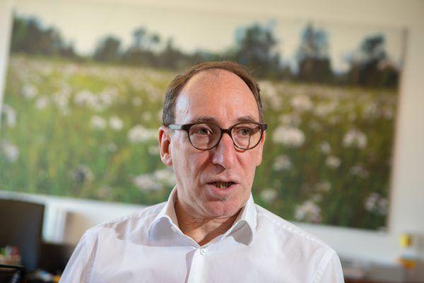 Fordert mehr Engagement in Sachen Klimaschutz: Johannes Rauch. Hartinger