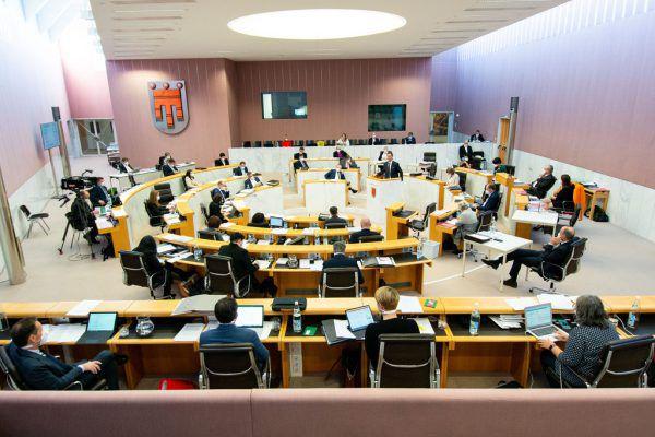 Nächste Woche tagt der Landtag erstmals in diesem Jahr. Gestern standen die Ausschusssitzungen auf dem Programm.Landtag/Serra, Stiplovsek, ÖVP