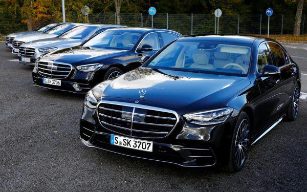 Heuer erstmalig mehr Mercedes-Benz verkauft.Reuters