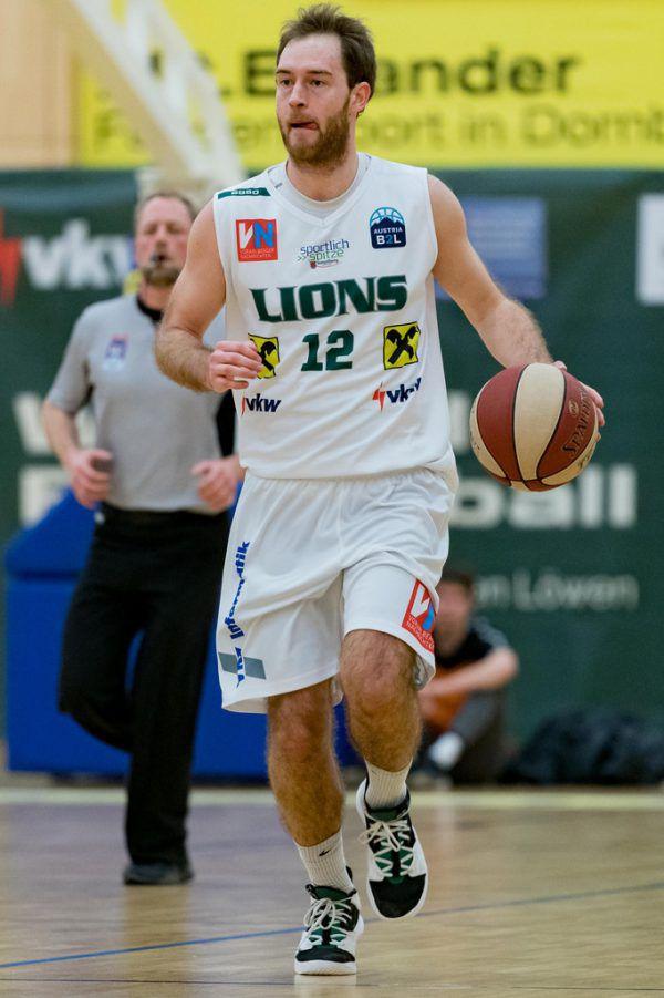 In der Verlängerung ging Sebastian Gmeiner und den Lions die Luft aus. stiplovsek