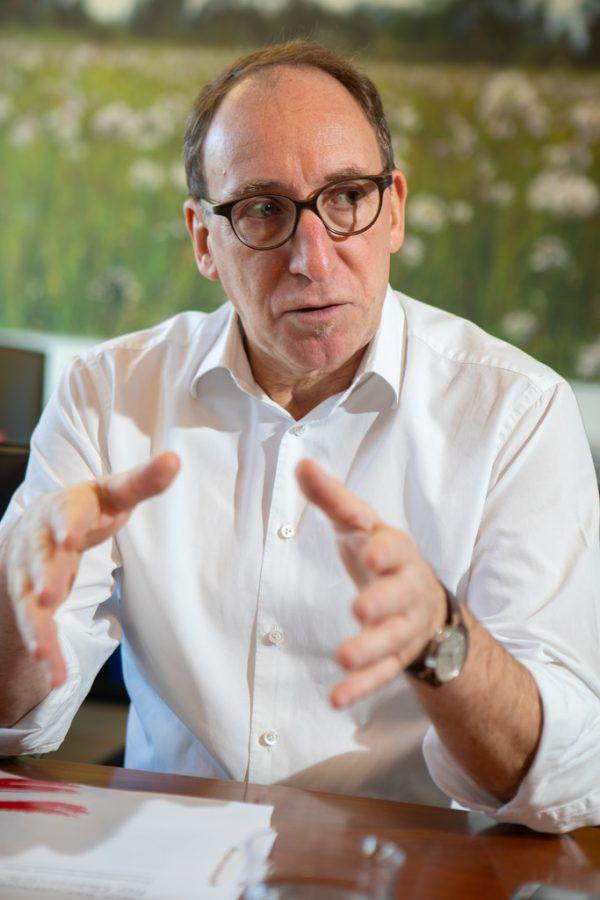 Johannes Rauch will, dass Familien und Pendler nicht vergessen werden.Klaus Hartinger