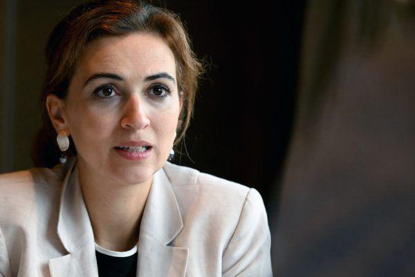Justizministerin Alma Zadic (Grüne).APA