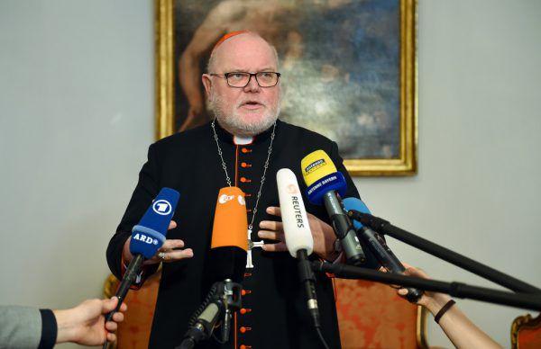 Kardinal Reinhard Marx spendet den größten Teil seines Vermögens.dpa