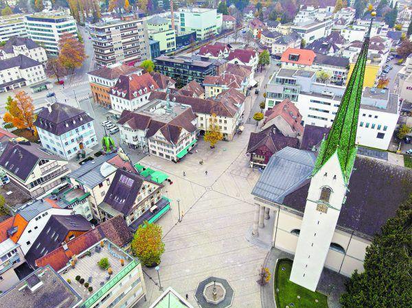 Keine Einigkeit zwischen den Fraktionen gab es bei der Abstimmung über den Budgetvoranschlag 2021 in Dornbirn.Klaus Hartinger