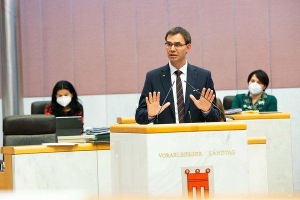 Landeshauptmann Wallner.Serra