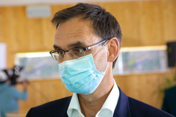 Markus Wallner rät gerade vor Weihnachten dazu, die kostenlose Chance zu nutzen, um sich ein Bild über den eigenen Gesundheitszustand zu machen.Klaus Hartinger