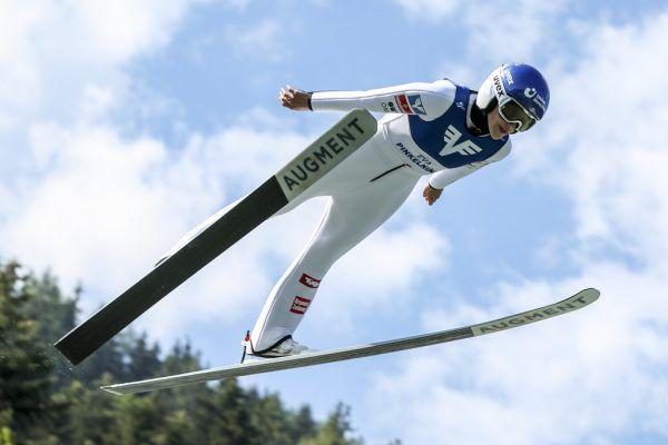 Nach einem Trainingssturz wurde Pinkelnig in Innsbruck operiert.GEPA