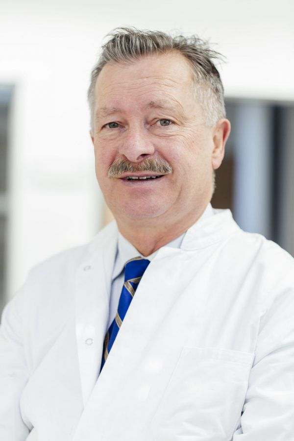 Neuer Leiter Heinz Drechsel.KHBG