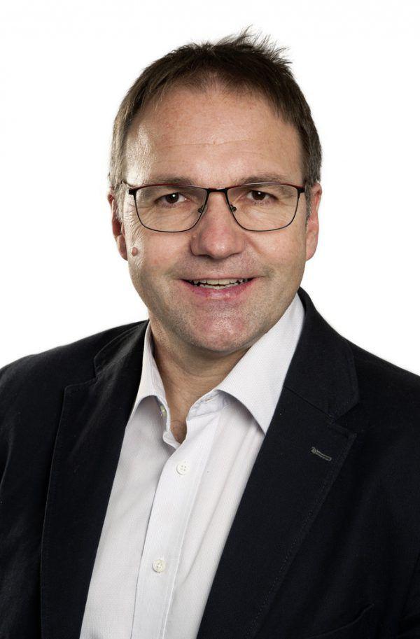 ÖGB-Landesvorsitzender Stemmer.ÖGB