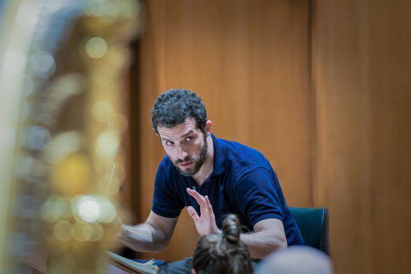 Omer Meir Wellber.APA/Volksoper