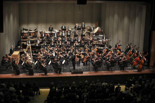 Orchesterkonzerte gibt es 2021 wieder. Dietmar Mathis