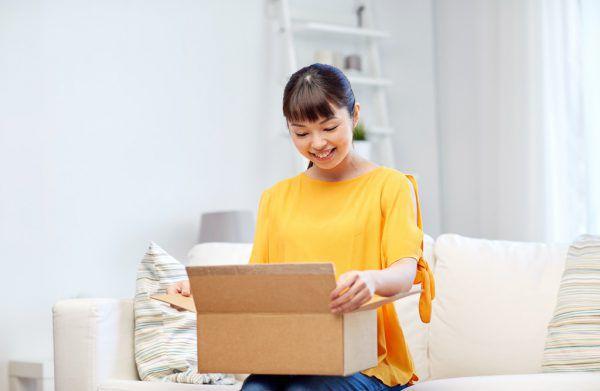 Paketsendungen liegen im Trend.Gebrüder Weiss