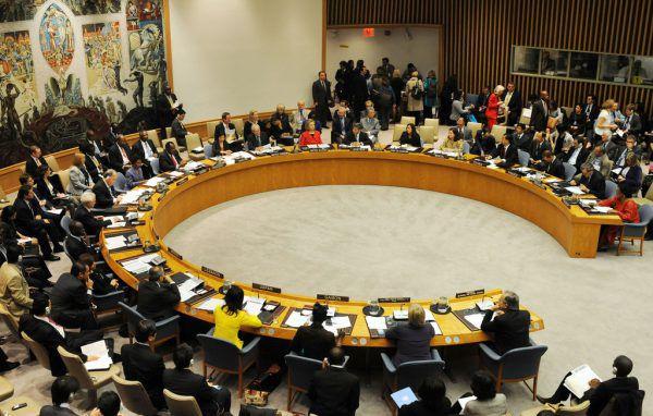 Sitzung des UN-Sicherheitsrates.APA-FOTO: HOPI-MEDIA/Bernhard J. Holzner