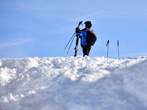 Trotz Lockdown ist Skifahren ab 24. Dezember wieder möglich.Apa, WKV, IV, VLK, Neue (4)