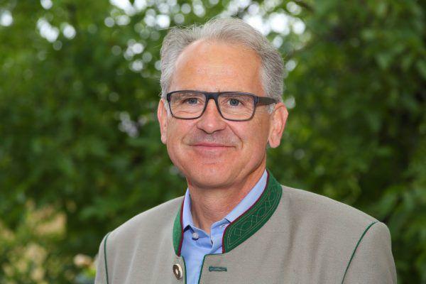 Vorstand Christof Germann.Hofmeister