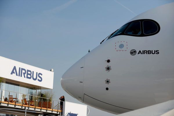 2020 wurden insgesamt 556 neue Maschinen ausgeliefert.AFP, (2), reuters