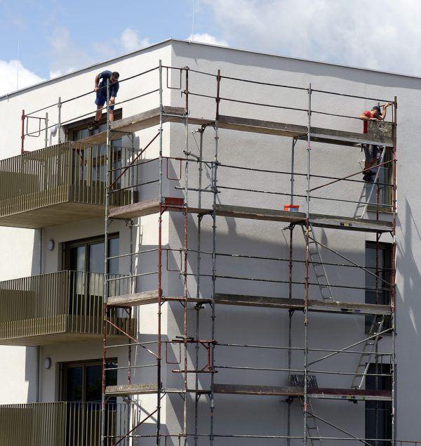 Änderungen bei der Umsetzung eines Bauprojekts können Auswirkungen auf den Energieausweis haben.APA