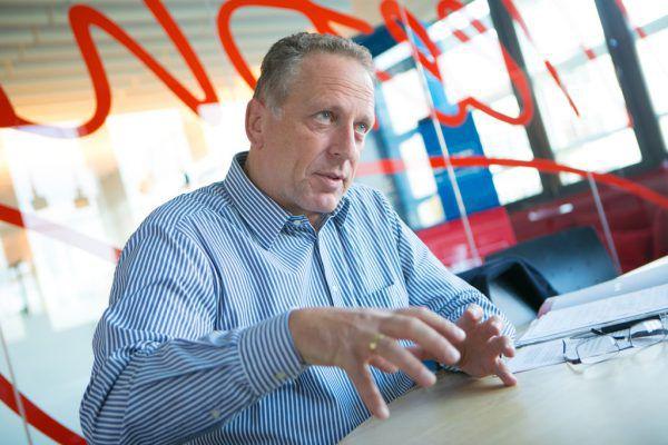 AK-Präsident Hubert Hämmerle blickt auf das vergangene Jahr zurück. Hartinger