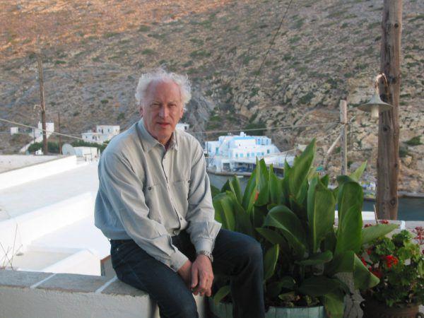 Architekt Erich Steinmayr. Privat