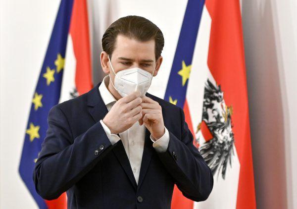 Bundeskanzler Sebastian Kurz. APA