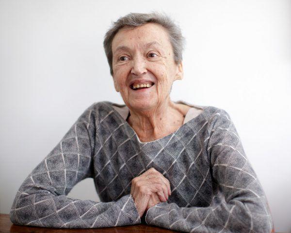 Christine Nöstlinger. APA